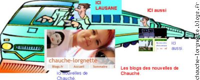 le train des blogs